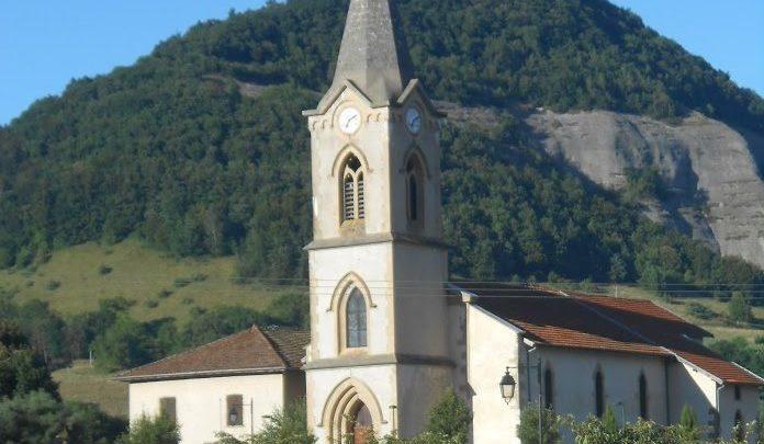 La vie agitée d'une église de campagne