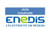 Coupures de Courant ENEDIS pour travaux
