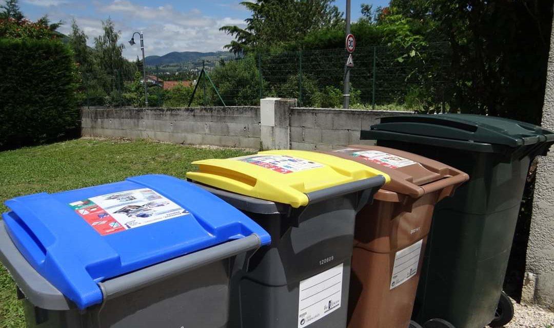 Collecte des déchets : des changements à venir le 1er mars !