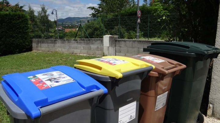 Reprise collectes de déchets