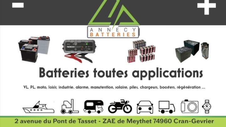 Service pour acheter vos batteries