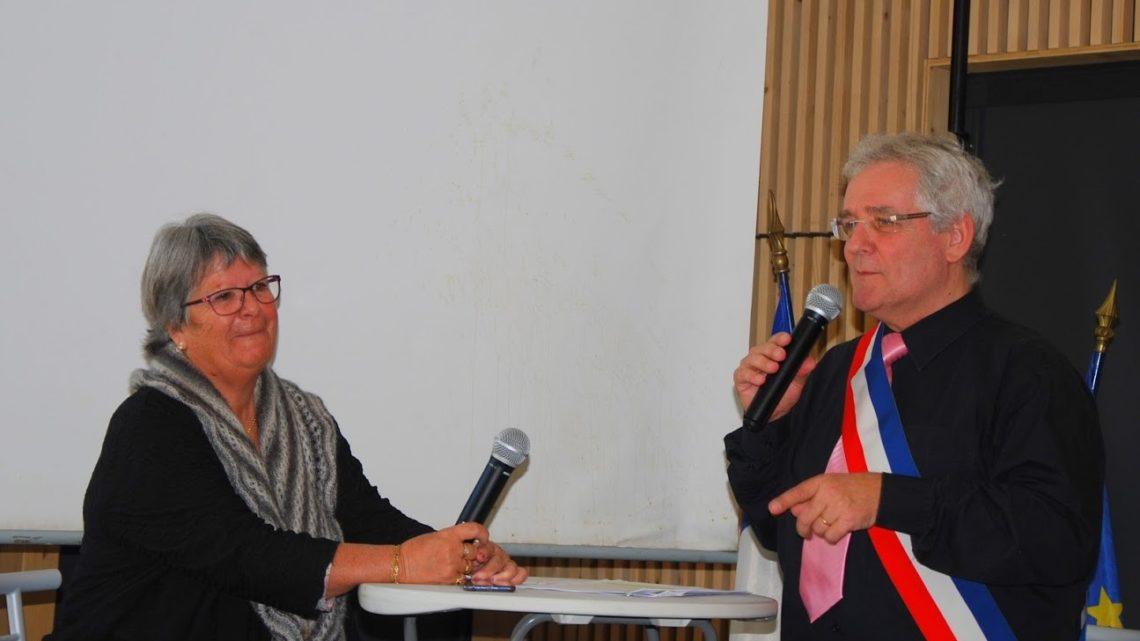 Roland Grambin est interrogé par Danièle DOUZET