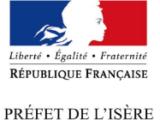 Arreté de Reconnaissance de Calamité agricole aux dommages subis par les agriculteurs de l'Isère