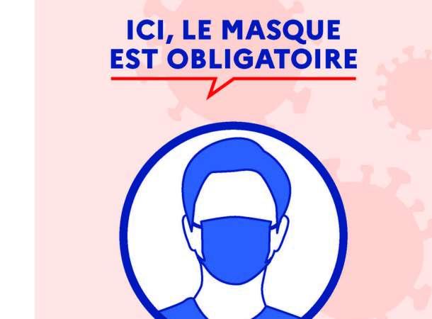 Arreté Préfectoral Port du Masque