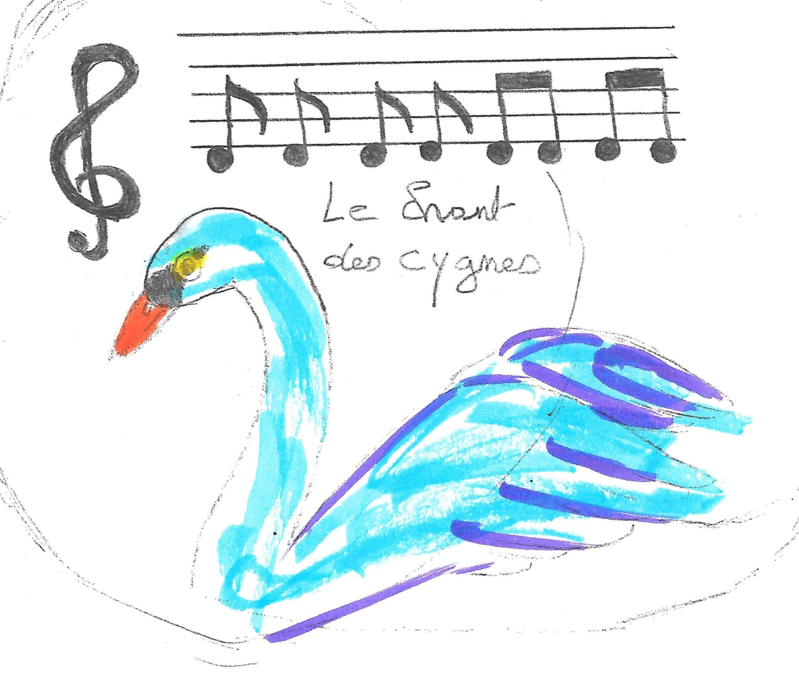 Le chant des cygnes (ou signes)